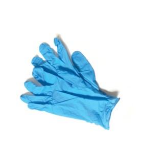 Rękawice nitrylowe bezpudrowe 3.5g