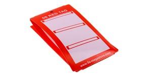 Strafa czerwonych etykiet